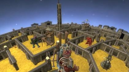 Скриншоты Spore: Galactic Adventures