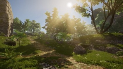 Скриншоты New Dawn