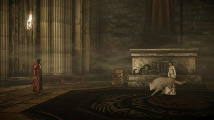 Скриншоты Castlevania: Lords of Shadow 2