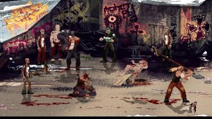 Скриншоты Mother Russia Bleeds