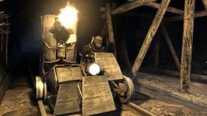 Скриншоты Metro 2033