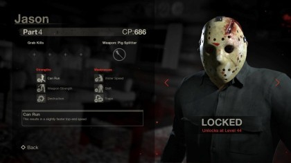 Скриншоты Friday the 13th: The Game
