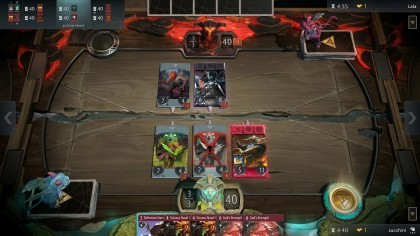 Скриншоты Artifact: The Dota Card Game