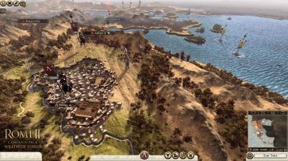 Скриншоты Total War: Rome II -- Wrath of Sparta