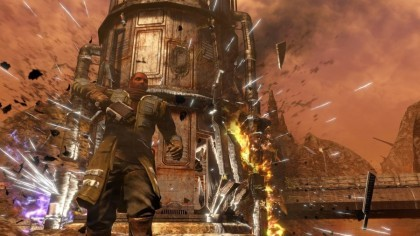Скриншоты Red Faction: Guerrilla Re-Mars-tered