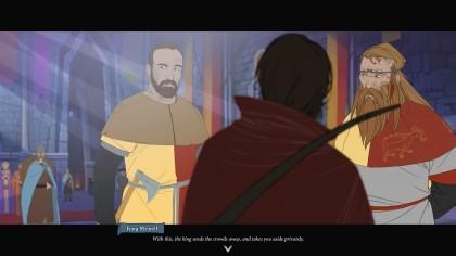 Скриншоты The Banner Saga 3