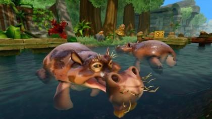 Скриншоты Crash Bandicoot N. Sane Trilogy