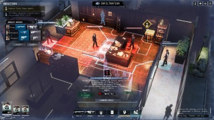 Скриншоты Phantom Doctrine