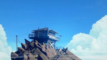 Скриншоты Firewatch