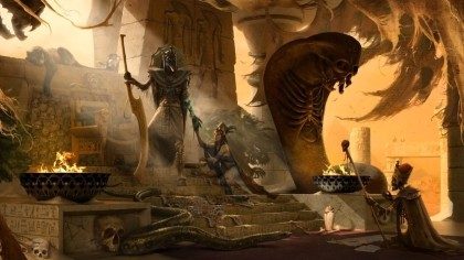 Скриншоты Warhammer: Chaosbane